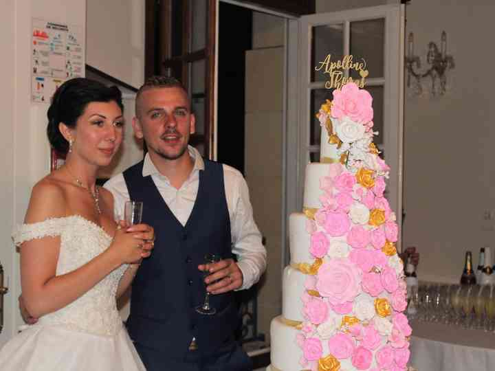 Le mariage de Apolline et Thomas