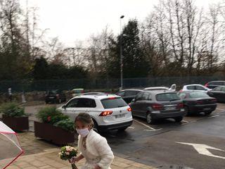 Le mariage de Caroline et Albert 1