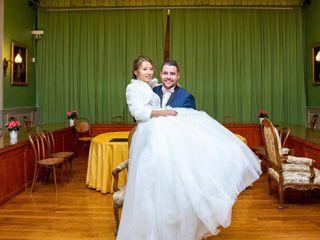 Le mariage de Caroline et Albert