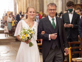 Le mariage de Agathe et Vianney 3