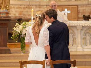 Le mariage de Agathe et Vianney
