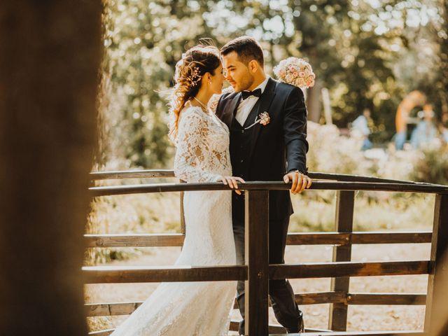Le mariage de Baptiste et Elodie à Brignais, Rhône 7