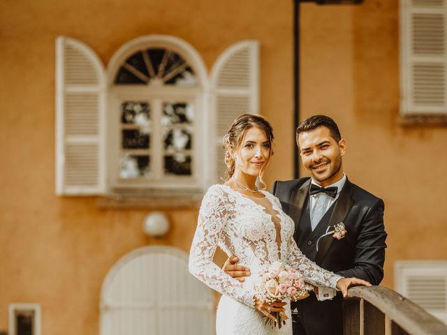 Le mariage de Baptiste et Elodie à Brignais, Rhône 8