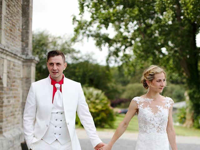Le mariage de Tony et Laetitia à La Haie-Fouassière, Loire Atlantique 3