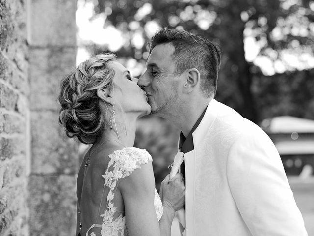 Le mariage de Tony et Laetitia à La Haie-Fouassière, Loire Atlantique 1