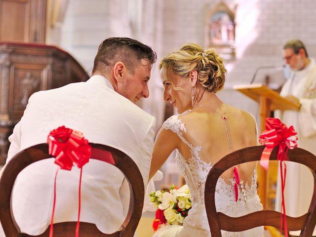 Le mariage de Tony et Laetitia à La Haie-Fouassière, Loire Atlantique 2