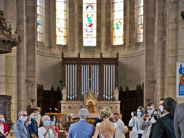 Le mariage de Tony et Laetitia à La Haie-Fouassière, Loire Atlantique 4