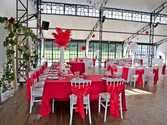 Le mariage de Tony et Laetitia à La Haie-Fouassière, Loire Atlantique 7