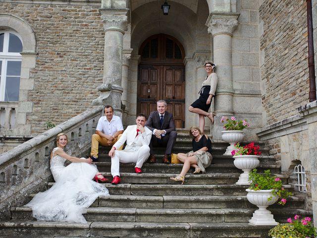 Le mariage de Tony et Laetitia à La Haie-Fouassière, Loire Atlantique 9
