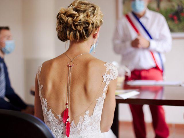 Le mariage de Tony et Laetitia à La Haie-Fouassière, Loire Atlantique 14