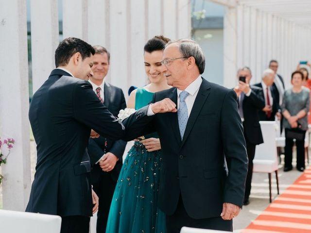 Le mariage de Dani et Marti à Goux, Gers 7