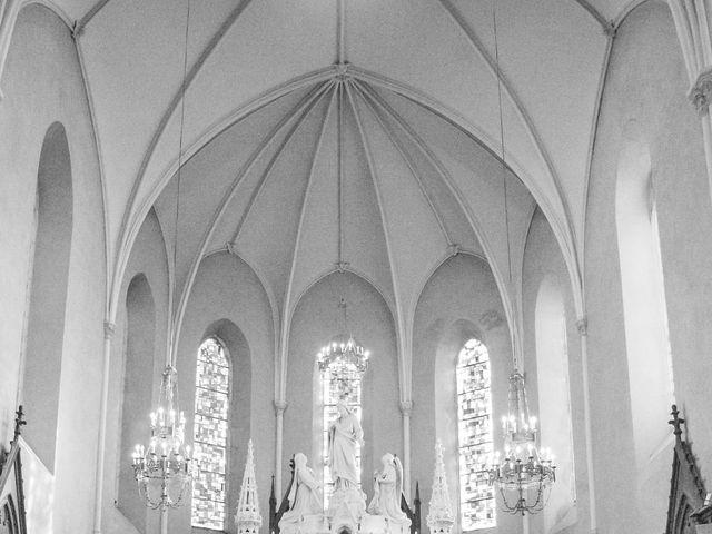 Le mariage de Anthony et Alexia à Saint-Grégoire, Ille et Vilaine 11