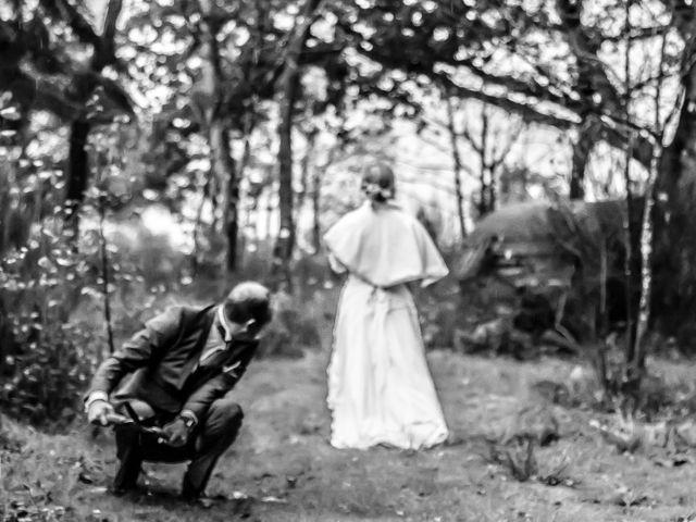 Le mariage de Anthony et Alexia à Saint-Grégoire, Ille et Vilaine 22