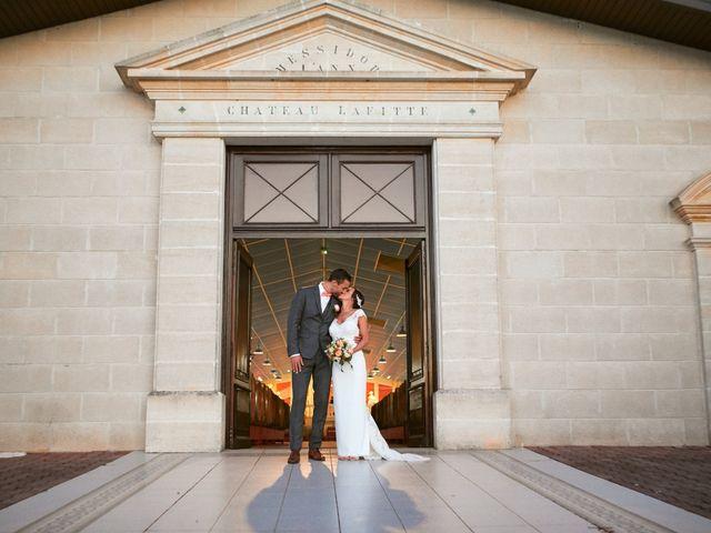 Le mariage de Jérôme et Virginie à Bordeaux, Gironde 3