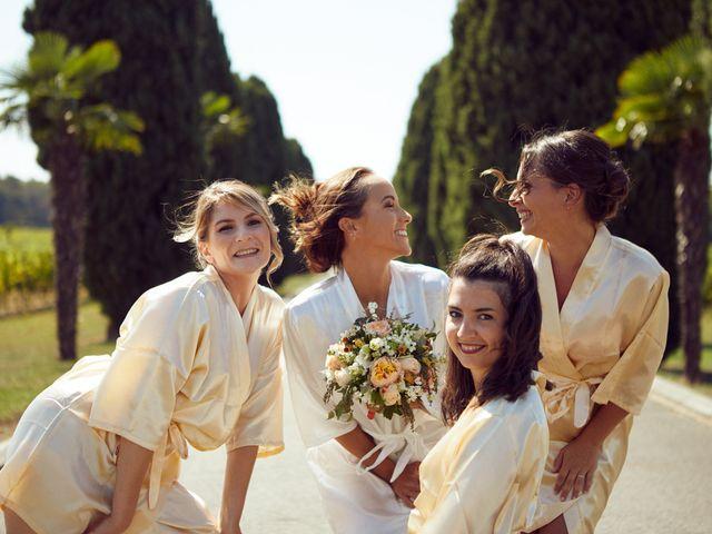 Le mariage de Jérôme et Virginie à Bordeaux, Gironde 24