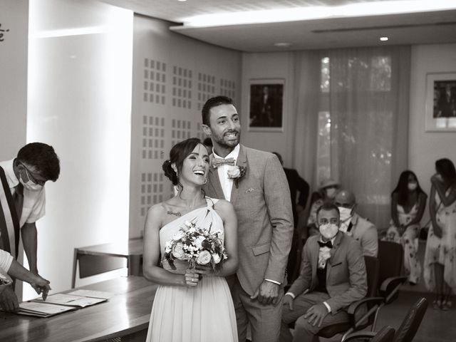 Le mariage de Jérôme et Virginie à Bordeaux, Gironde 27