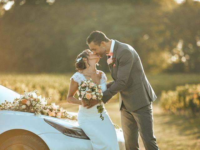Le mariage de Jérôme et Virginie à Bordeaux, Gironde 43