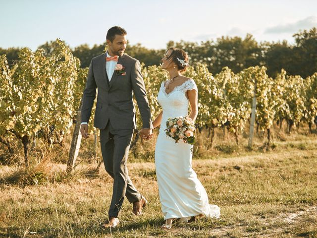 Le mariage de Jérôme et Virginie à Bordeaux, Gironde 44