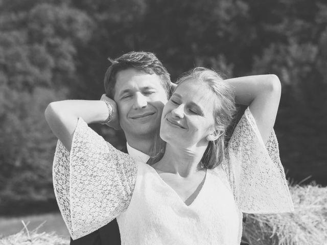 Le mariage de Vianney et Agathe à Avallon, Yonne 1