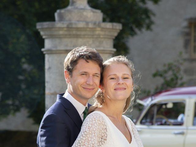 Le mariage de Vianney et Agathe à Avallon, Yonne 26