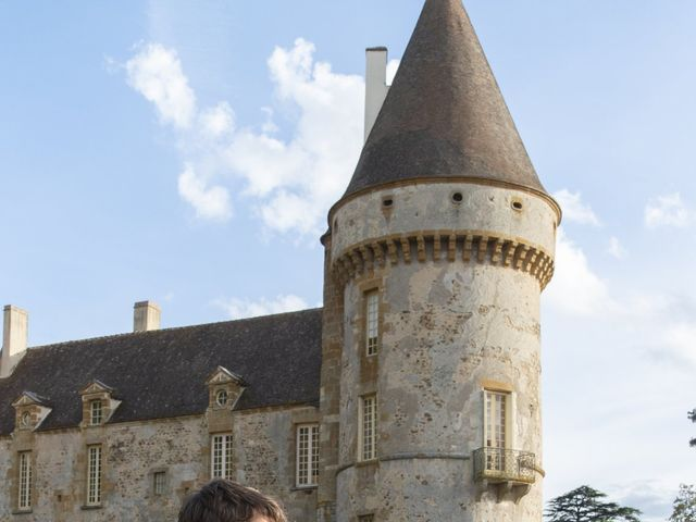 Le mariage de Vianney et Agathe à Avallon, Yonne 30