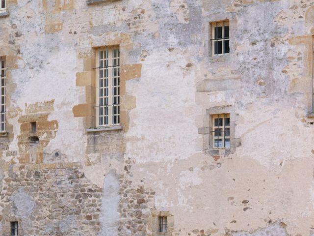 Le mariage de Vianney et Agathe à Avallon, Yonne 34