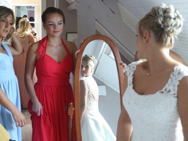 Le mariage de Jordan et Cécile à Barbery, Oise 6