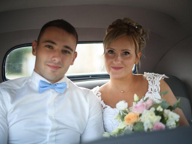 Le mariage de Jordan et Cécile à Barbery, Oise 10
