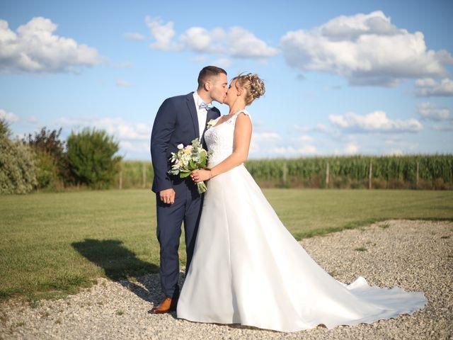 Le mariage de Jordan et Cécile à Barbery, Oise 21