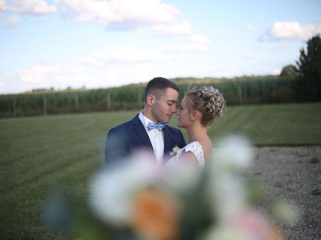 Le mariage de Jordan et Cécile à Barbery, Oise 1
