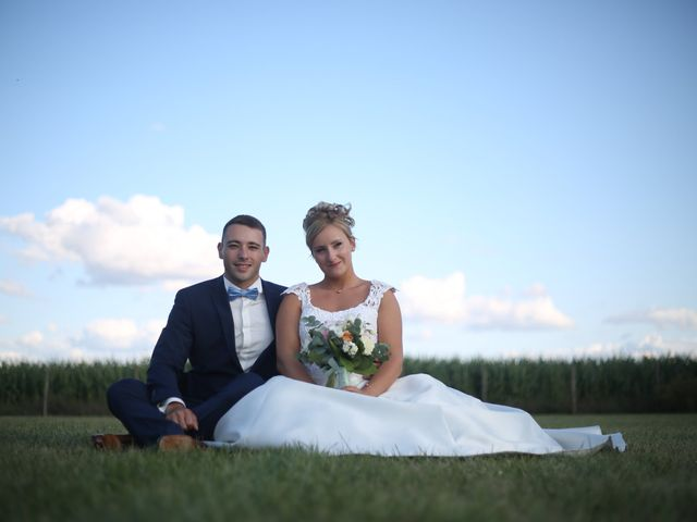 Le mariage de Jordan et Cécile à Barbery, Oise 25