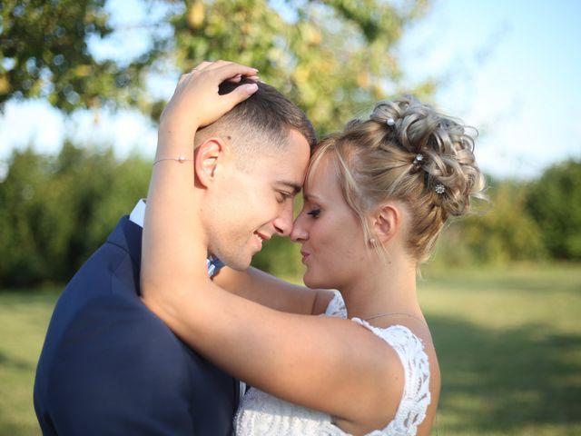 Le mariage de Cécile et Jordan