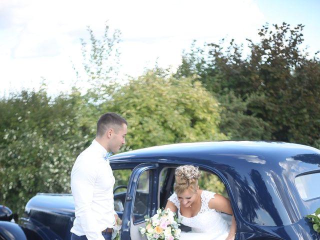 Le mariage de Jordan et Cécile à Barbery, Oise 11