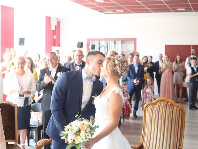 Le mariage de Jordan et Cécile à Barbery, Oise 12