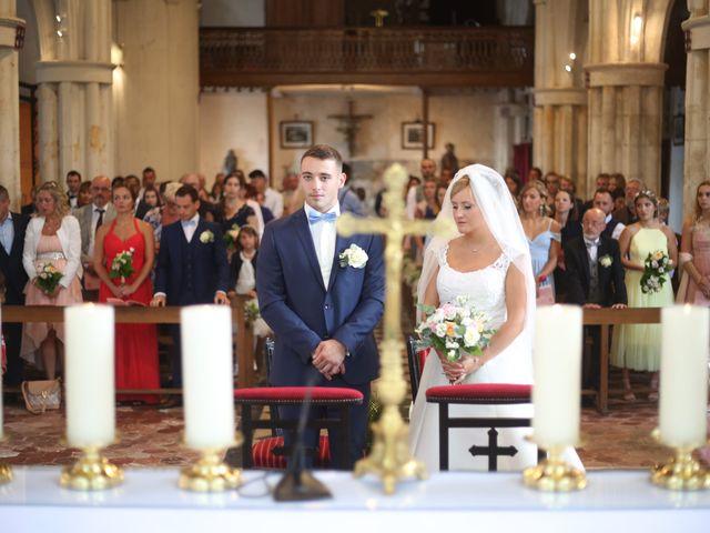 Le mariage de Jordan et Cécile à Barbery, Oise 14