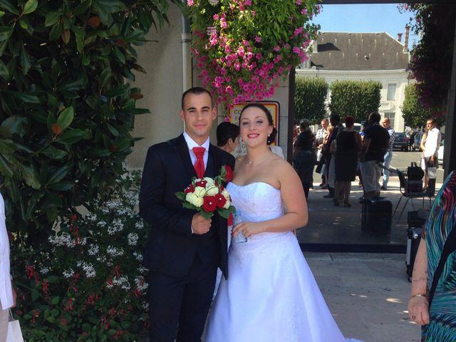 Le mariage de Stéphanie et Jérôme