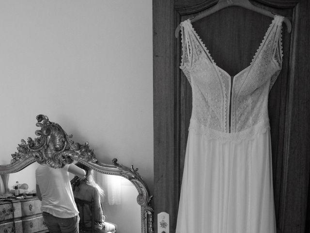 Le mariage de Ken et Mathilde à Creully, Calvados 3
