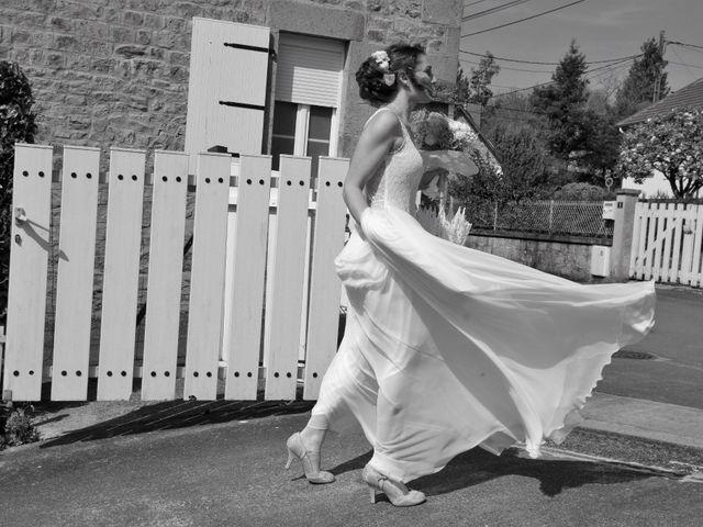 Le mariage de Ken et Mathilde à Creully, Calvados 9