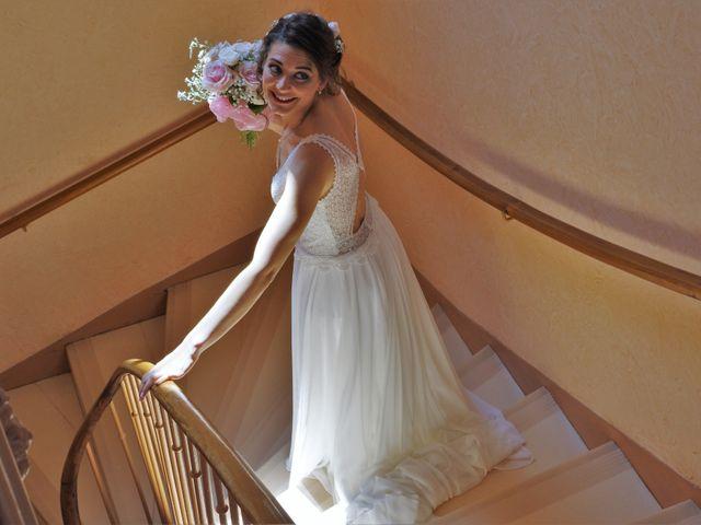 Le mariage de Ken et Mathilde à Creully, Calvados 13