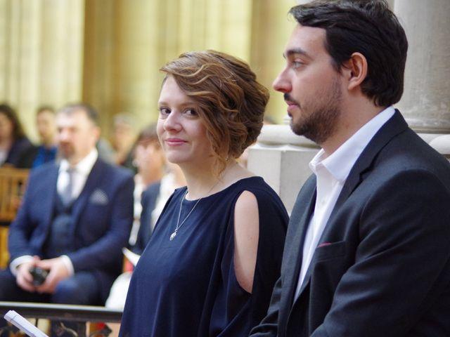 Le mariage de Ken et Mathilde à Creully, Calvados 15