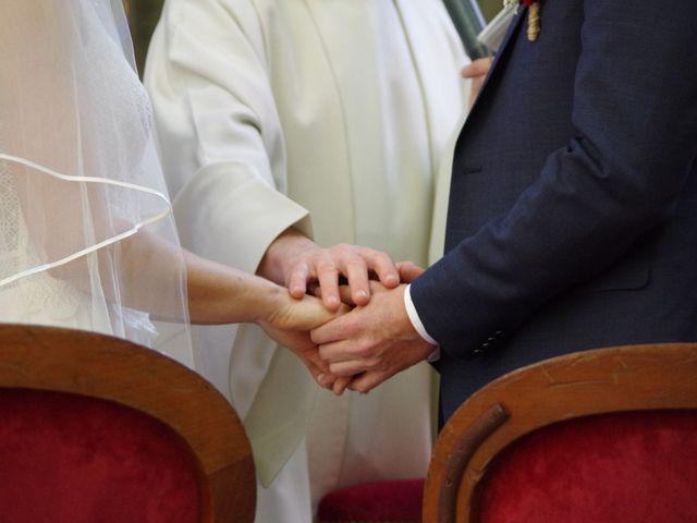 Le mariage de Ken et Mathilde à Creully, Calvados 16