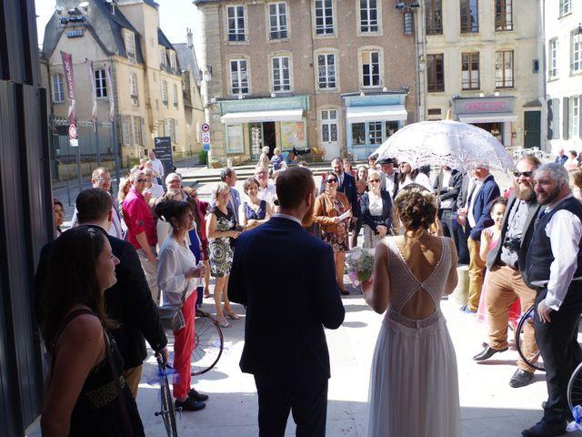 Le mariage de Ken et Mathilde à Creully, Calvados 19
