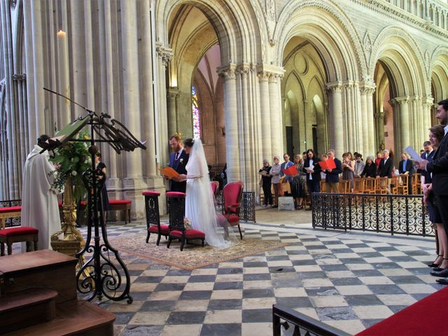 Le mariage de Ken et Mathilde à Creully, Calvados 27