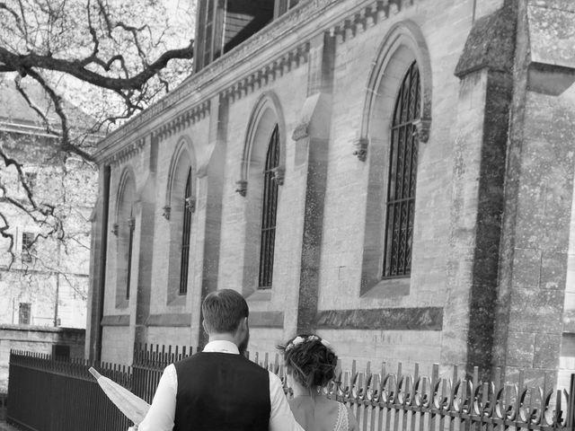 Le mariage de Ken et Mathilde à Creully, Calvados 28