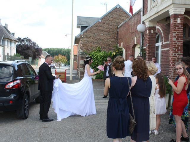 Le mariage de Thomas et Apolline à Nizy-le-Comte, Aisne 1
