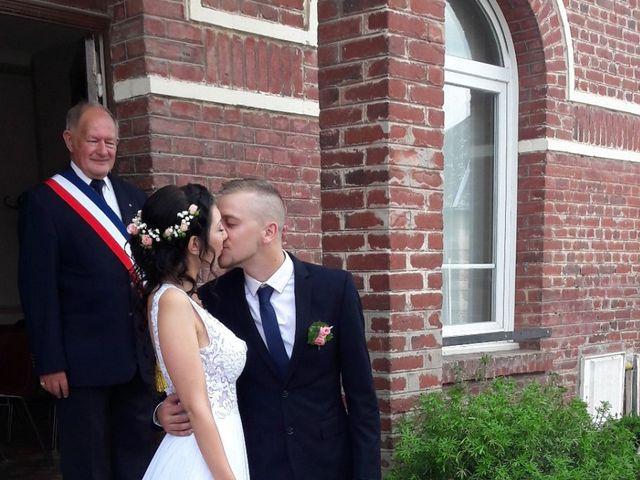 Le mariage de Thomas et Apolline à Nizy-le-Comte, Aisne 4