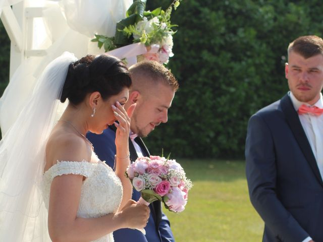 Le mariage de Thomas et Apolline à Nizy-le-Comte, Aisne 59