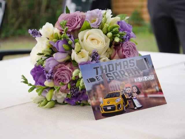Le mariage de Thomas et Sarah à Croix, Nord 11