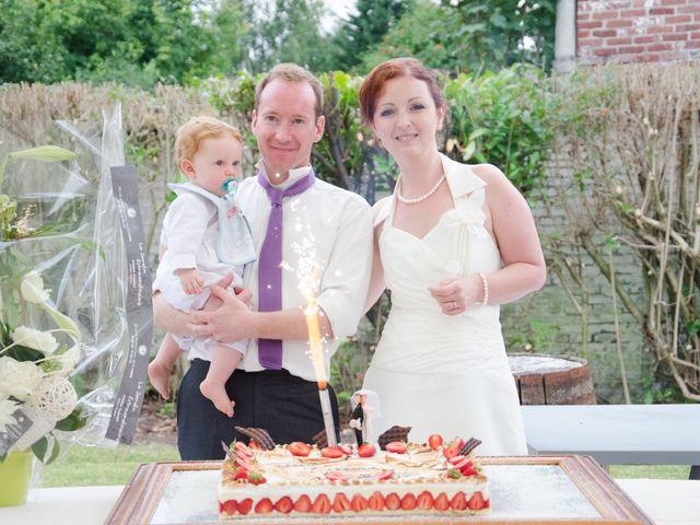Le mariage de Thomas et Sarah à Croix, Nord 20