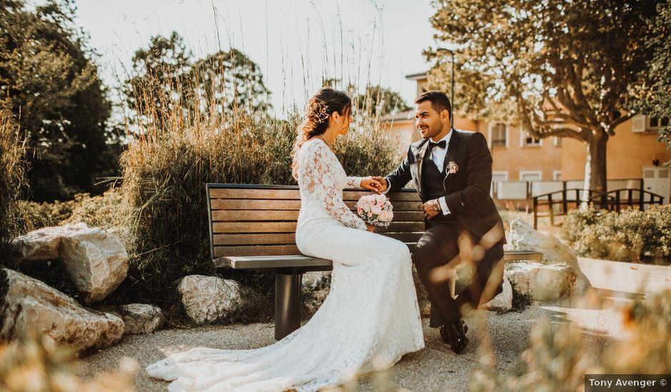 Le mariage de Baptiste et Elodie à Brignais, Rhône